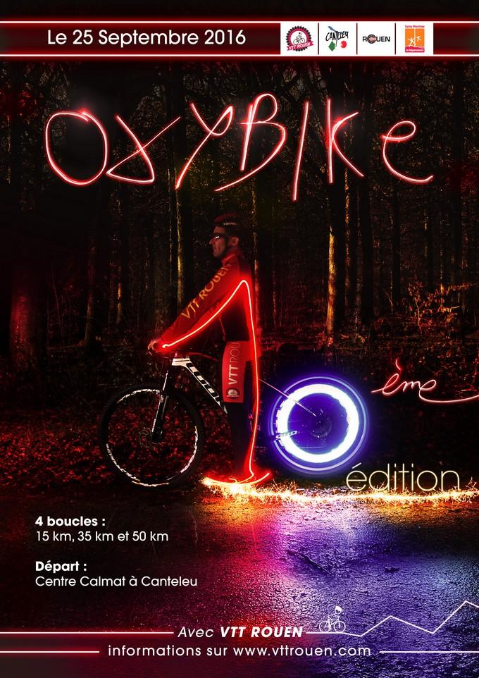 Affiche Oxybike 2015